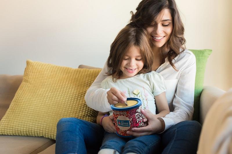Imagem SW -Mae e filha