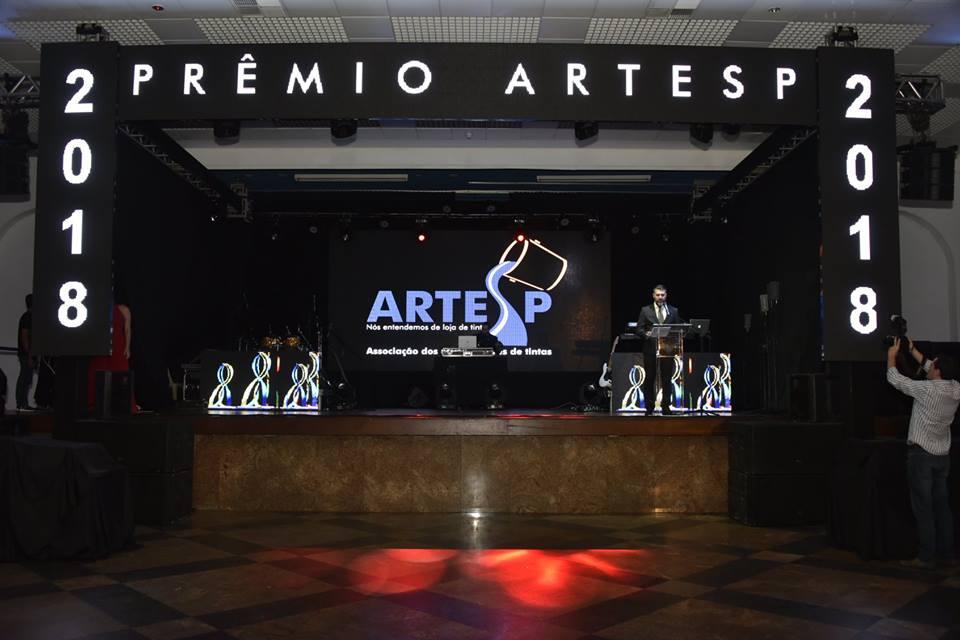 Prêmio Artesp 2018