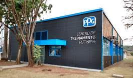 Centro de treinamento PPG