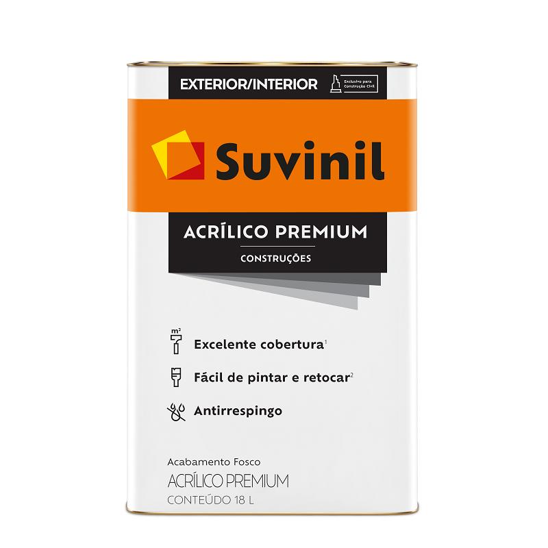 acrilico premium suvinil