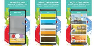Novo aplicativo da Lukscolor vai além do Simulador de Cor